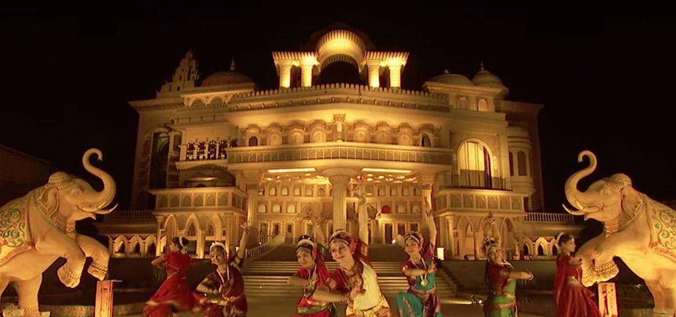 Gurgaon kingdom of dreams