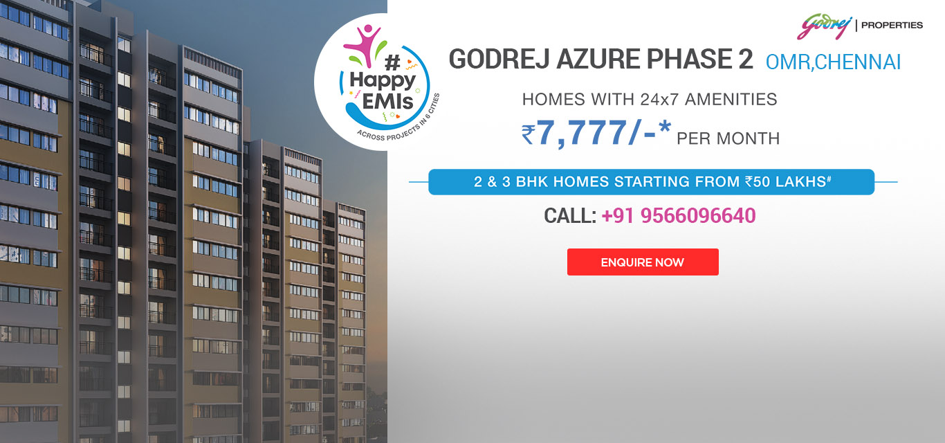 Godrej happy emi