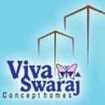 Viva swara concept homes logo