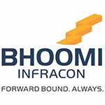 Bhoomi infracon logo