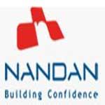 Nandan buildcon logo