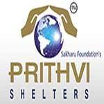 Prithvi shelters logo