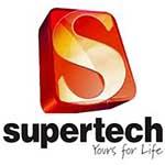 Supertech house logo