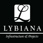 Lybiana infrastructure and projects logo