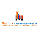 Mamtha constructions logo