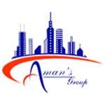 Aman construction logo