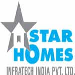 Star home infratech india logo