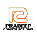 Pradeep constructions logo