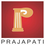 Prajapati developers logo