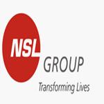 Nsl infratech logo