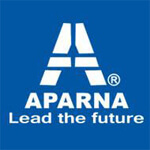 Aparna constructions and estates logo