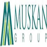 Muskan group   logo