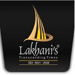 Lakhani builders private limited logo