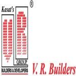 V. r. builders logo