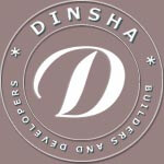 Dinsha builders and developers logo