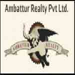 Ambattur realty logo