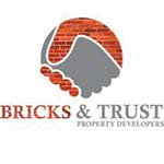 Bricks   trust  logo