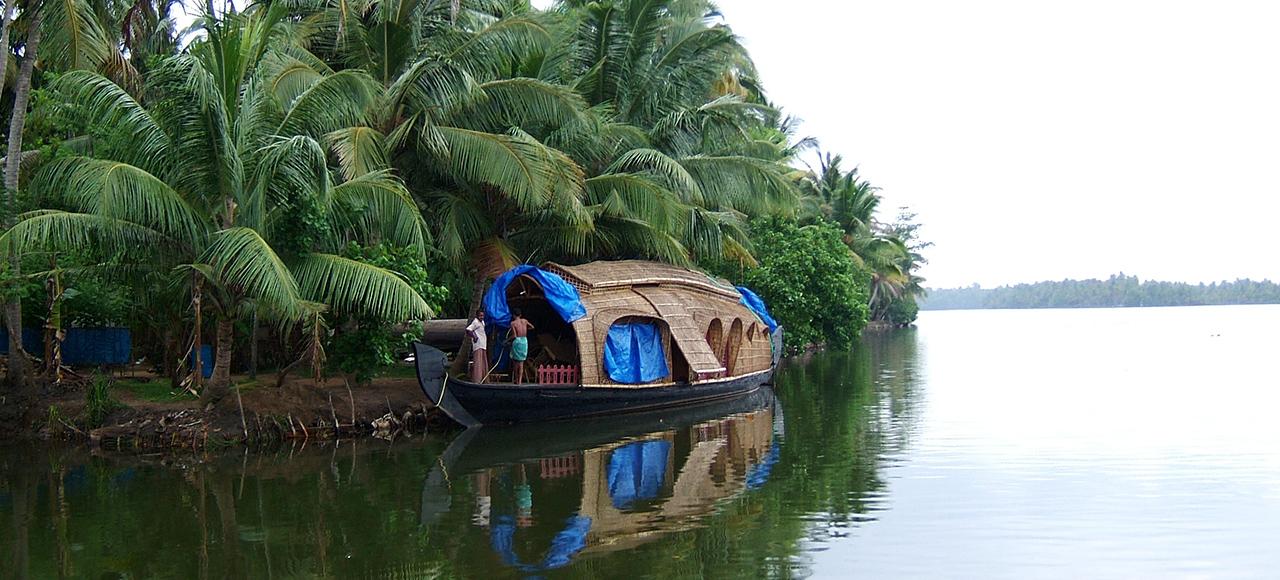 Kochi backwater