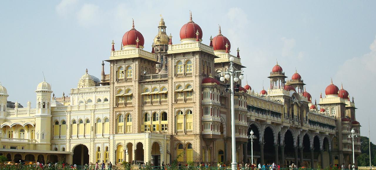 Mysore tippu palace