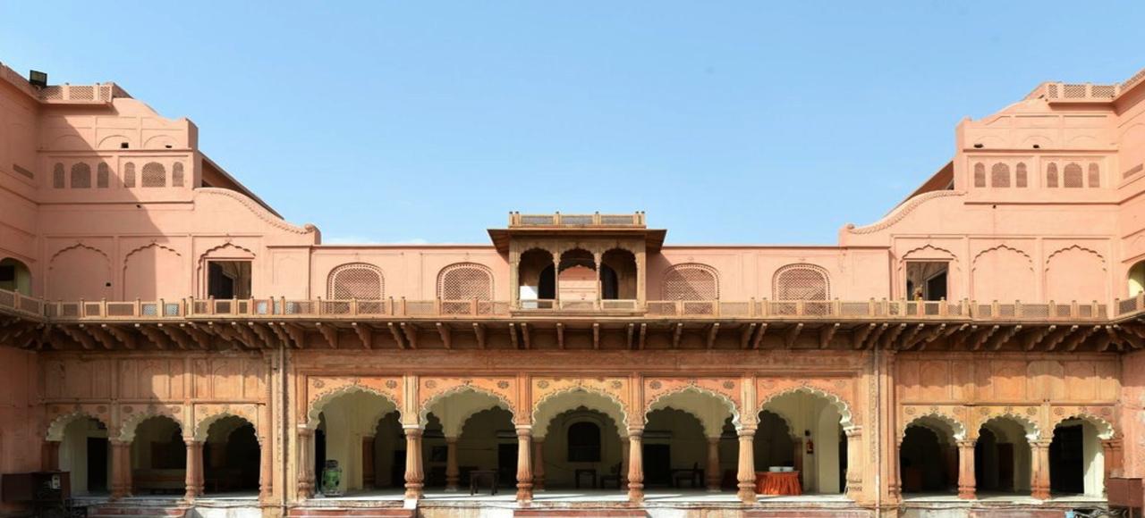 Faridabad.raja nahar singh palace