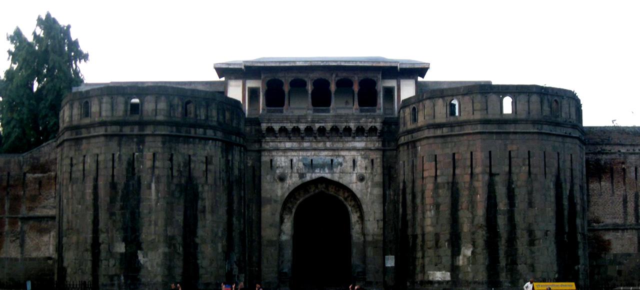 Pune shaniwar wada fort