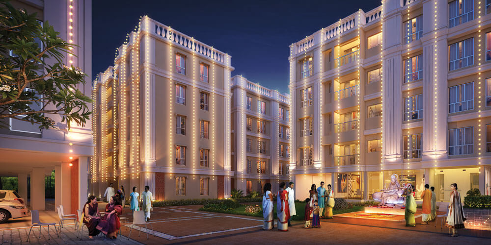 Riya Projects Gitanjali Barrackpore Kolkata 10016