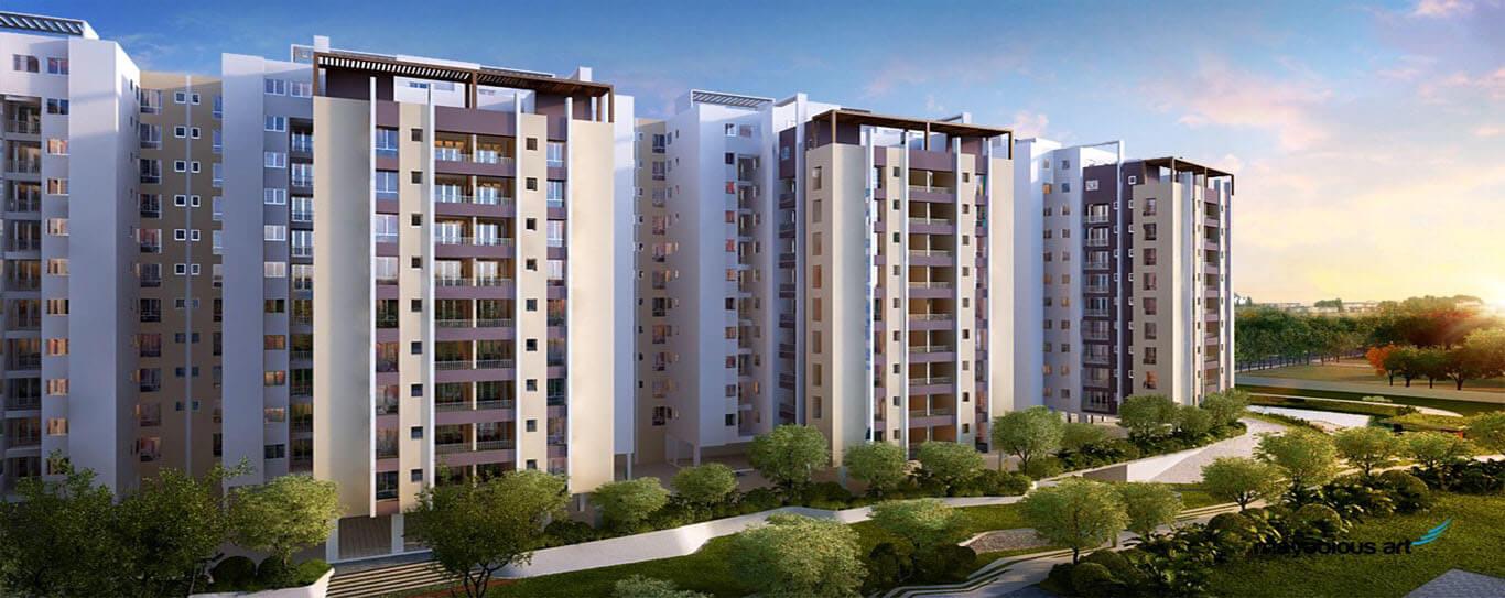 Srijan Realty Eternis Jessore Road Kolkata 10101