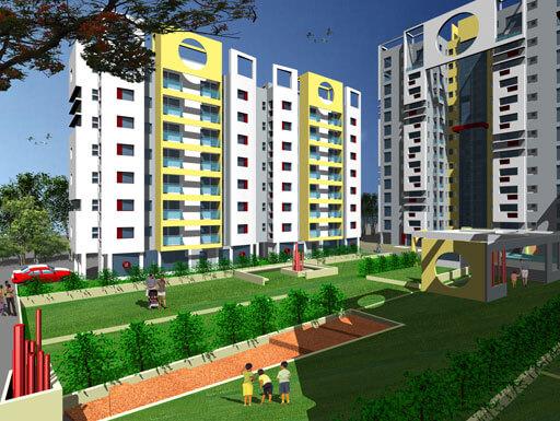 Sunny Fort New Town Kolkata 10157