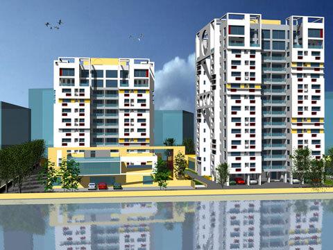 Sunny Fort New Town Kolkata 10158