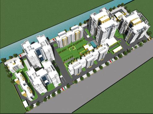 Sunny Fort New Town Kolkata 10160