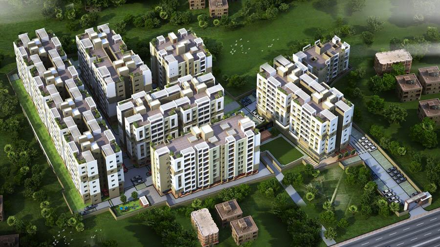 Prudent Infra Realty Prana Garia Kolkata 10209