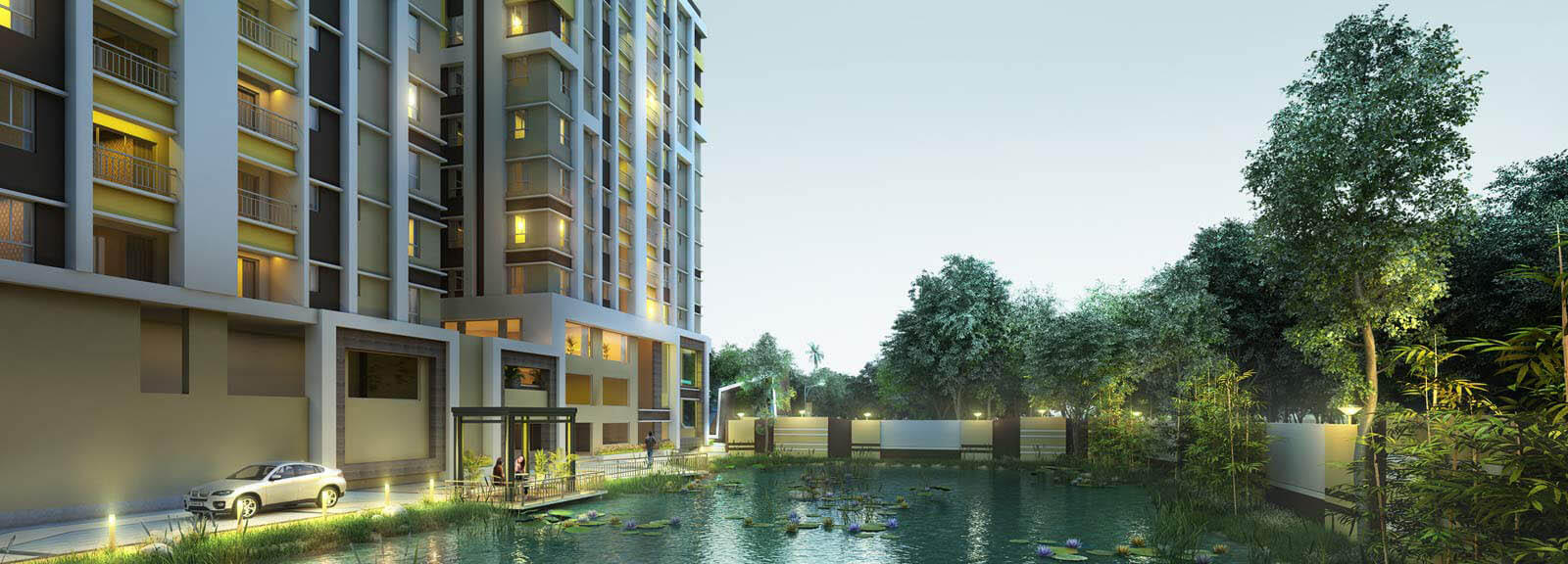 Primarc Projects Gangetica Chandannagar Kolkata 10262