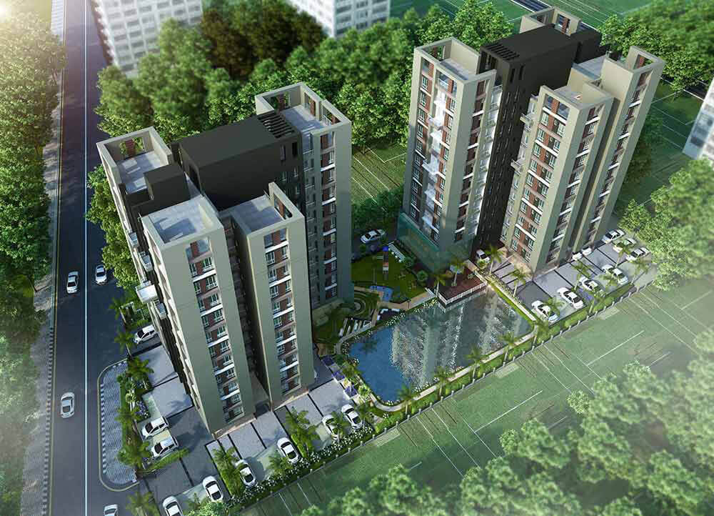 Merlin Group Legacy CIT Road Kolkata 10286