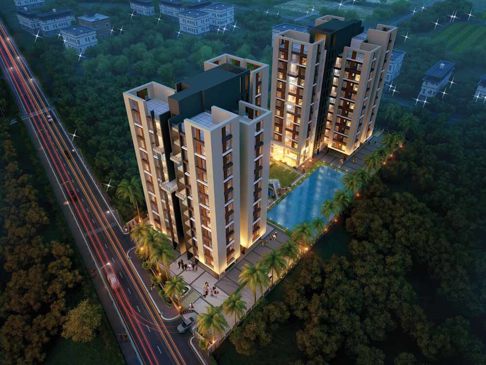 Merlin Group Legacy CIT Road Kolkata 10287