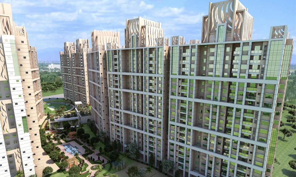 Ideal Group Aqua View Rajarhat Kolkata 10322