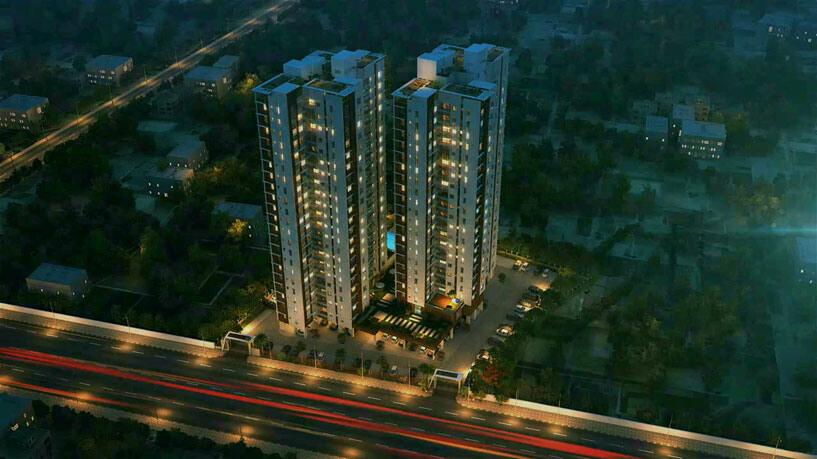 Oswal Group Orchard 126  BT Road Kolkata 10434