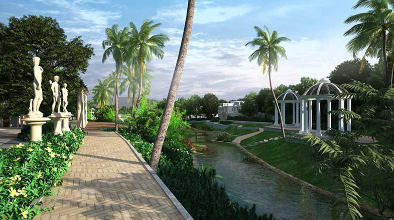 Mahaveer Palatium Plot Jigani Bangalore 10615