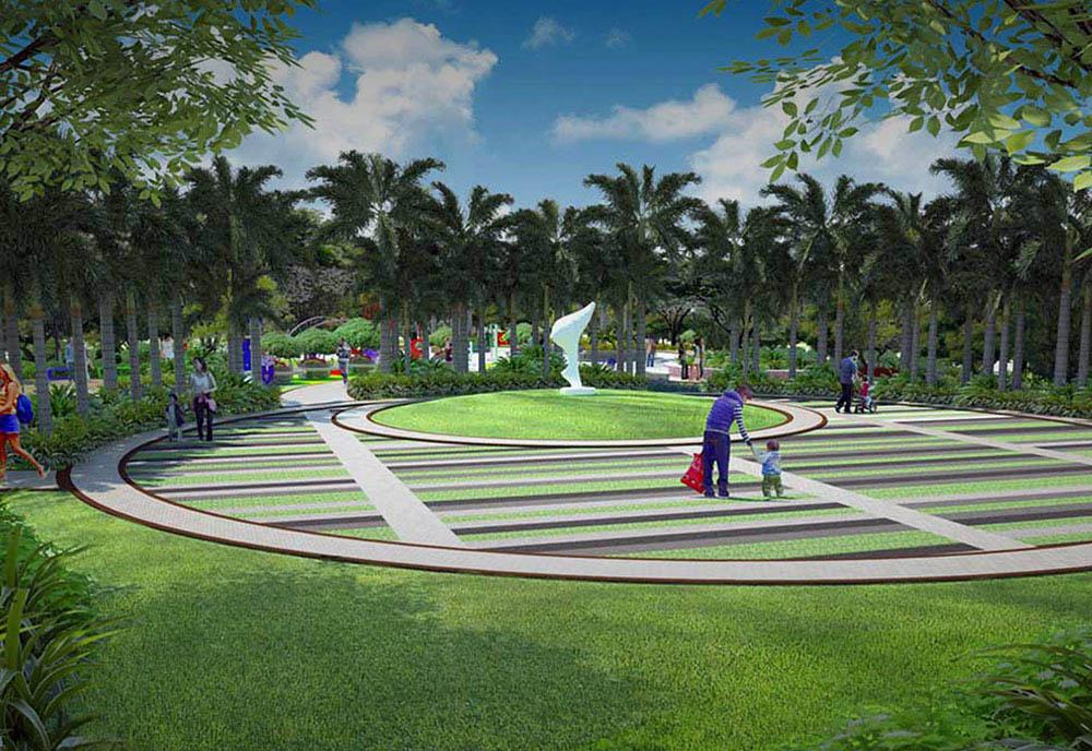 Adarsh Palm Acres Villa Vidyanagar Cross Bangalore 10688