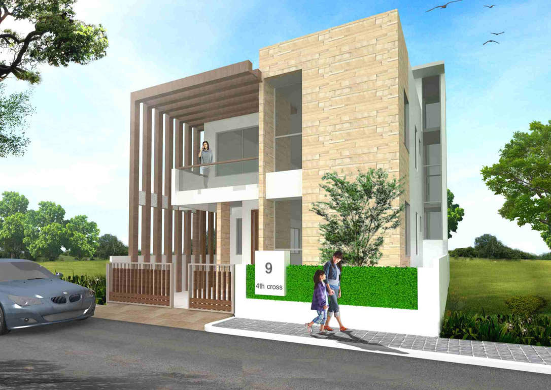 Anish Green County Villa Whitefield Bangalore 10759