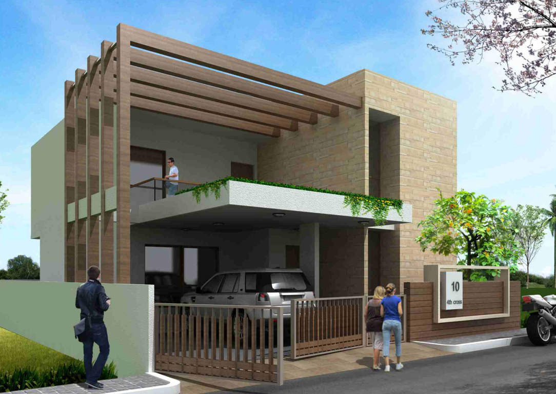 Anish Green County Villa Whitefield Bangalore 10761