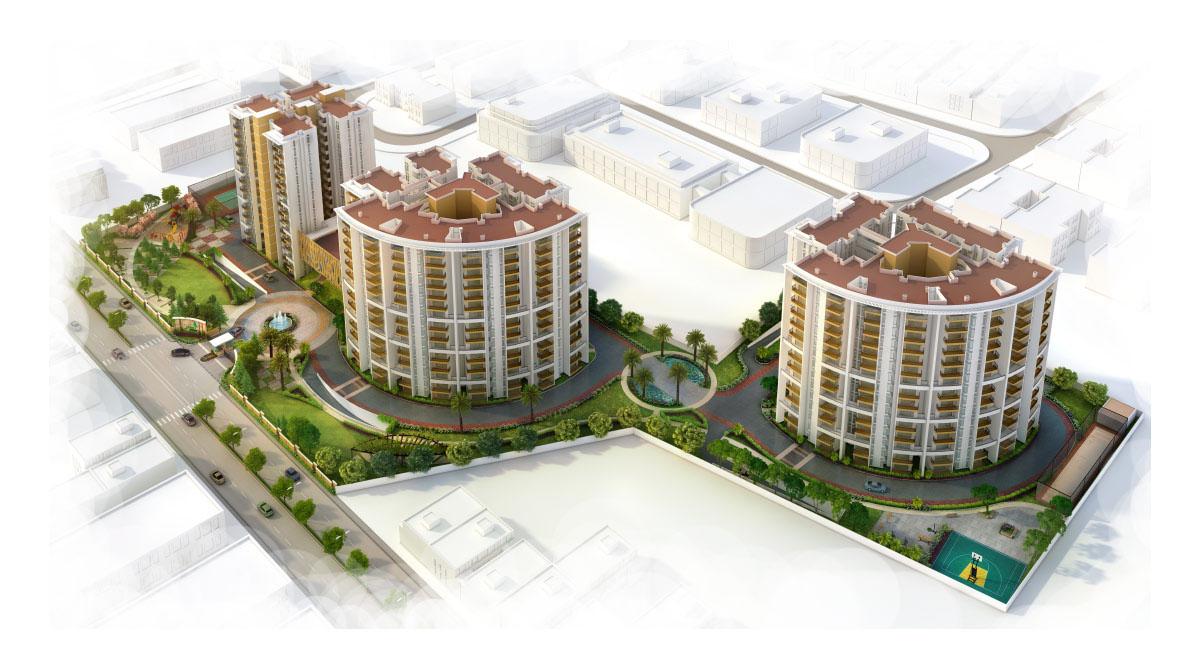 Ardente Pine Grove Rayasandra Bangalore 10809