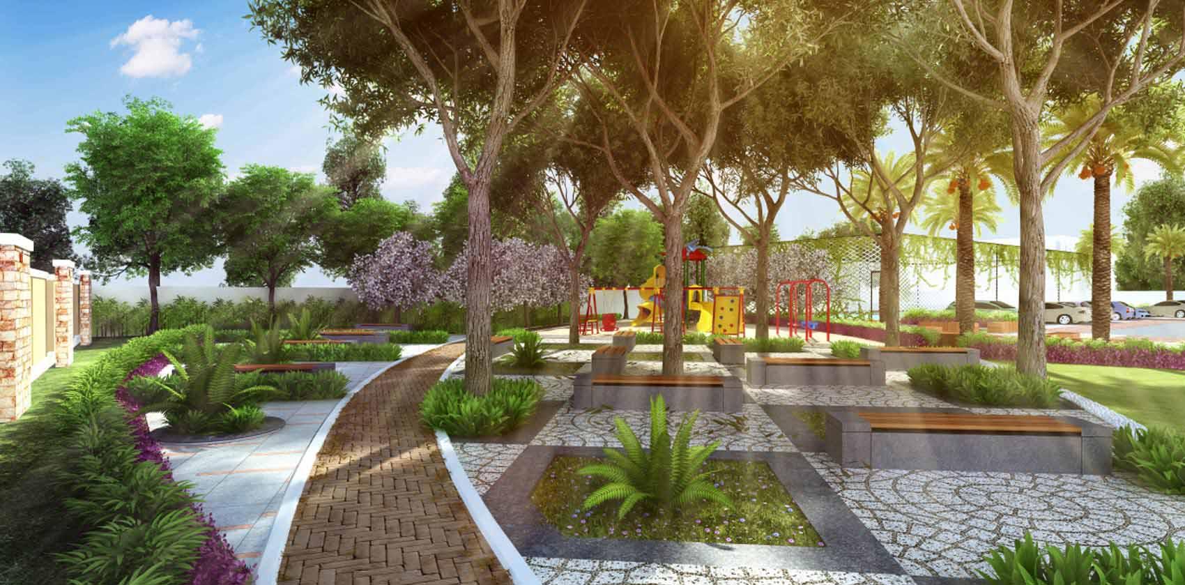 Ardente Pine Grove Rayasandra Bangalore 10810