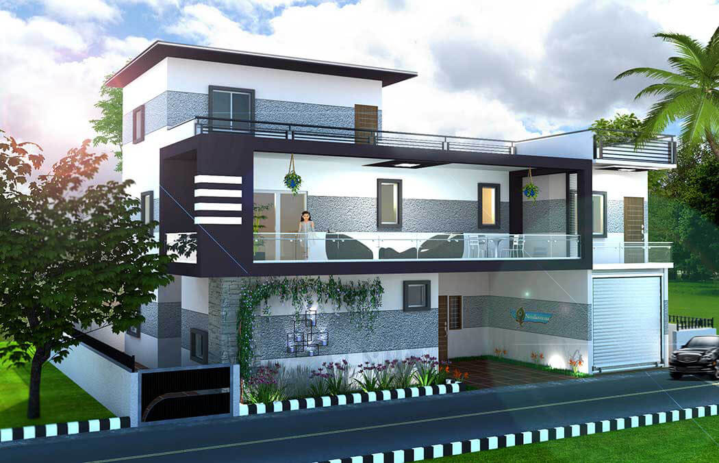 Apna Sapna Home Land Villa Kanakapura Road Bangalore 10834