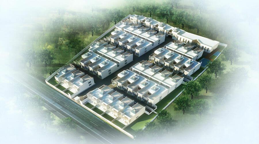 CMRS Courtyard Varthur Bangalore 10874