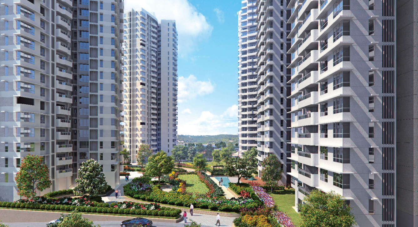 L & T Emerald Isle Powai Mumbai 10894