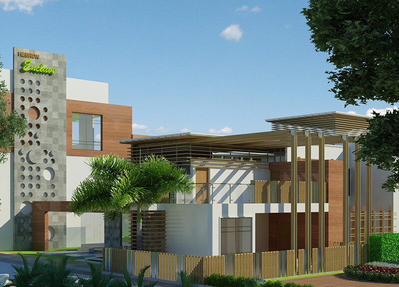 Hebron Avenue Villa Ramamurthy Nagar Bangalore 10990
