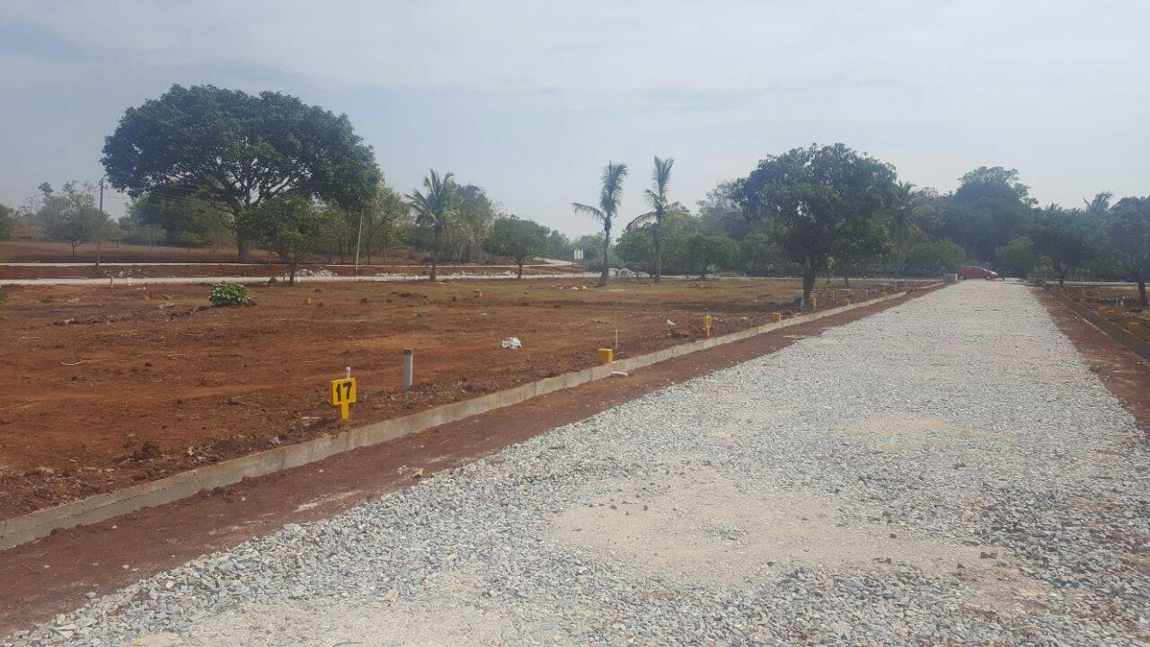 Samatha Paradise Plot Hunsur Road Mysore 11085