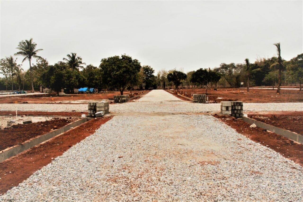 Samatha Paradise Plot Hunsur Road Mysore 11086