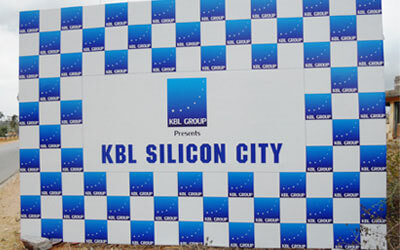 KBL Silicon City Plot Ilavala Hobli Mysore 11248