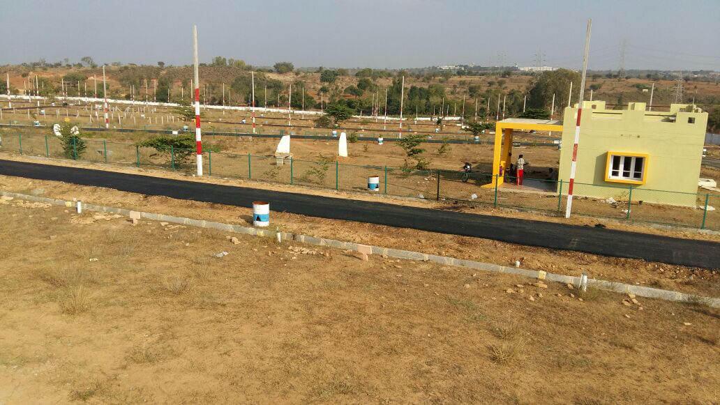 Yesh Greens Plot Phase III Off Hunsur Road Mysore 11262